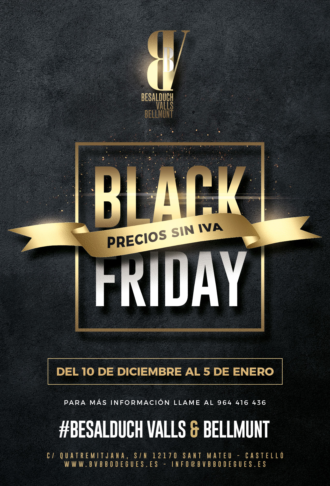 ¡Continuamos con el Black Friday!