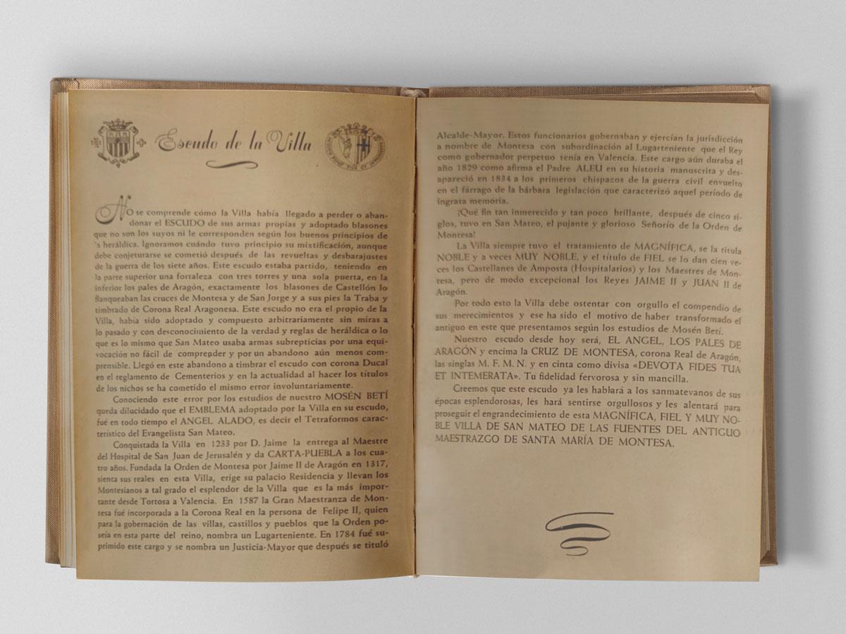 Artículo de 1945